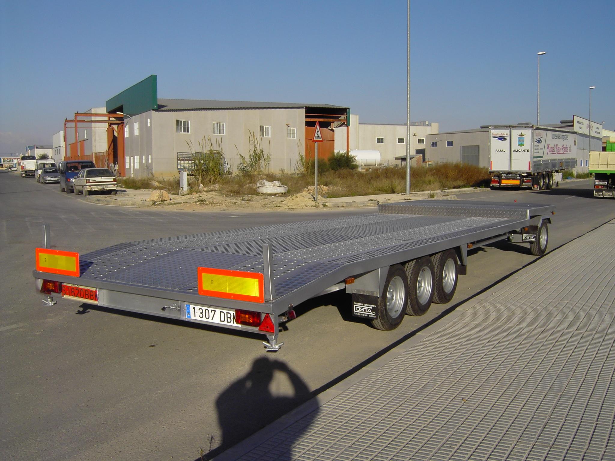 vehiculos caravanas: