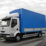Camión frutero